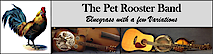 The Pet Rooster Band's Company logo