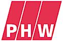 The PHW's Company logo