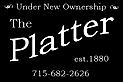 The Platter Restaurant's Company logo