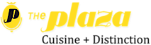 The Plaza Catering's Company logo