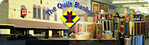 The Quilt Basket's Company logo