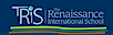 Art Optical's Competitor - The Renaissance International School logo