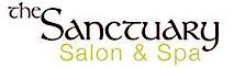 The Sanctuary Salon and Spa's Company logo