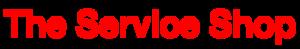The Service Shop's Company logo