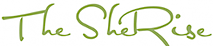 The SheRise Enterprise's Company logo