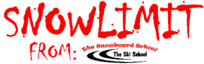 The Ski And Snowboard School's Company logo