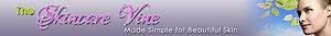 The Skincare Vine's Company logo