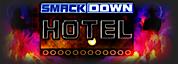 The Smackdown Hotel's Company logo