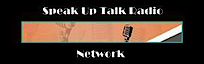 The Speak Up Talk Radio's Company logo