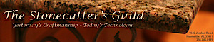 The Stonecutter's Guild's Company logo