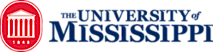 The University of Mississippi's Company logo
