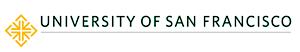 The University of San Francisco's Company logo