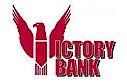 The Victory Bank's Company logo
