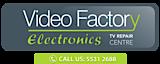 The Video Factory's Company logo