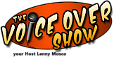 The Voice Over Show's Company logo