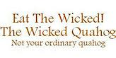 The Wicked Quahog's Company logo