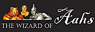 The Wizard Of Aahs's Company logo