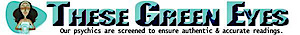 These Green Eyes's Company logo