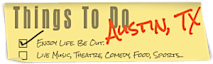 Things To Do In Austin, Tx's Company logo