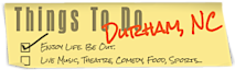 Things To Do In Durham, Nc's Company logo