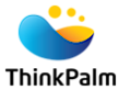 Thinkpalm's Company logo