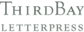 Thirdbay Letterpress Logo