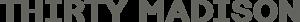 Thirty Madison's Company logo