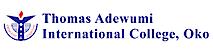 Thomas Adewumi International College's Company logo