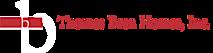 Thomas Bren  Homes's Company logo