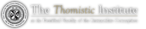 Thomistic Institute's Company logo