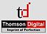 Allzone Digital Services's Competitor - Thomson Digital logo