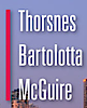 Thorsnes Bartolotta McGuire's Company logo