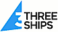 Wpromote's Competitor - Three Ships logo