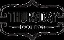 Thursday Boots's Company logo