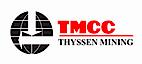 Thyssen Mining's Company logo