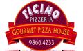 Ticino Pizzeria's Company logo