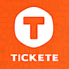 Tickete's Company logo