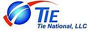 Tie National's Company logo