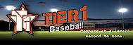 Tier 1 Baseball's Company logo