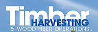 Timber Harvesting's Company logo