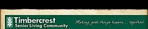 Timbercrest's Company logo