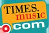 Times Music's Company logo