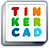 R3DT's Competitor - Tinkercad logo