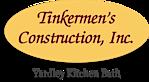 Tinkermen's Construction's Company logo