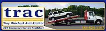 Tiny Rinehart Auto Center's Company logo