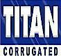 Titan Corrugated's Company logo