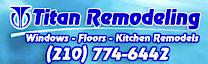 Titan Remodeling's Company logo