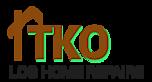 Tko Log Home Repair's Company logo