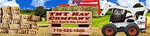 Tnt Hay Company's Company logo