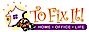 ToFixIt Logo